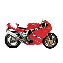 900 SL Super Light (1992-1996)