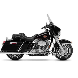 1584 Electra Glide FLHT (96.96 cubic inches) (2007-2009)