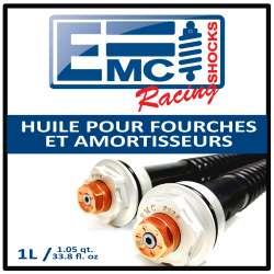 Huile de fourche EMC