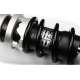 Amortisseur Custom Black (la paire) pour Harley Davidson 1584 TRIKE Road King Classic / EML (96.96 cubic inches) 2008