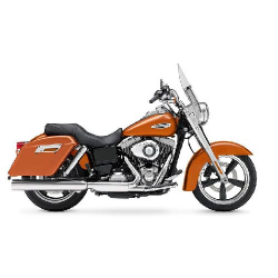1690 Dyna SwitchBack FLD (103 cubic inches) (2012-2016)