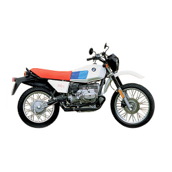 R 80 GS - Monolever (1981-1988)