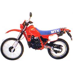 125 MTX (1984-1987)