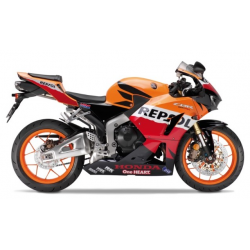 600 CBR RR (2007-2017)