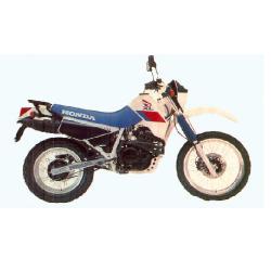 600 XL M / XL RM (1986-1988)