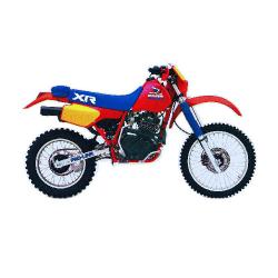 600 XR R (1984-1987)