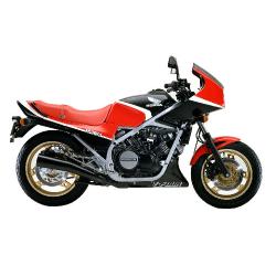 750 VF F (1983-1985)