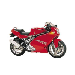 600 SS (1991-1997)