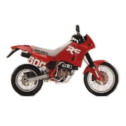 600 RC (1990-1994)