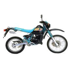 125 KMX (1987-1998)