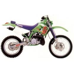 200 KDX (1992-1998)