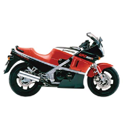600 GPZ R (1985-1989)