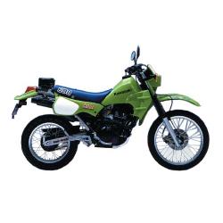 600 KLR (1984-1988)