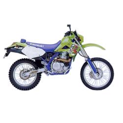 650 KLXR Enduro (1993-1996)