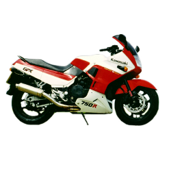 750 GPX R (1987-1989)