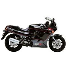 1000 GPZ RX (1986-1988)