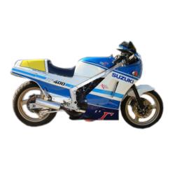 400 RG Gamma (1985-1986)