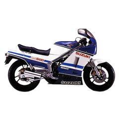 500 RG Gamma (1985-1986)