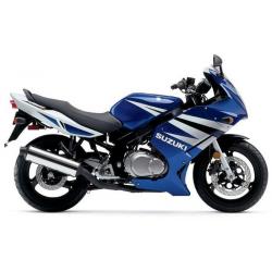 500 GS F (2004-2007)