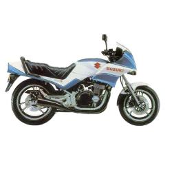 550 GSX ESD (1983-1987)