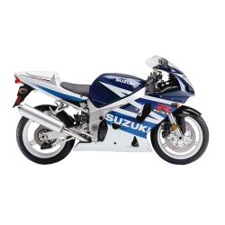 600 GSX-R (2001-2003)