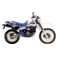 600 DR (1985-1989)