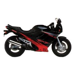 600 GSXF (1988-1997)