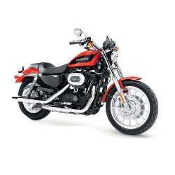 1200 Sportster Roadster XL R (74 cubic inches) (2004-2007)