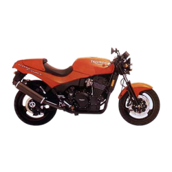 900 Speed Triple - Roue de 17 (1996-1998)