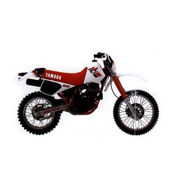 600 TT (1983-1992)