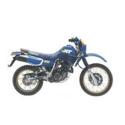 600 XT E / K (1987-1989)