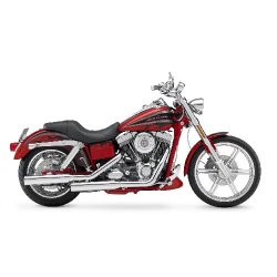 1800 Dyna Super Glide CVO FXDSE2 (110 cubic inches) (2008)