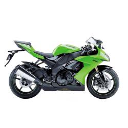 1000 ZX-10 R - (2008 - 2010)
