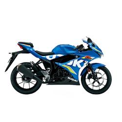 125 GSX-R (2018)