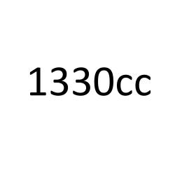 1330cc