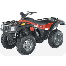 400 4x4 FIS AUTO / MANUEL (2003-2004)