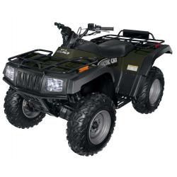 500 4x4 FIS AUTO / MANUEL (2003-2004)