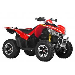 450 MAXXER IRS 4x4 (2010-2014)