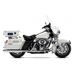 1690 Electra Glide Police FLHP (103 cubic inches) (2011-2012)