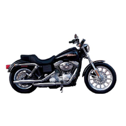 1450 Dyna Super Glide Sport FXDC S Raven (88 cubic inches) (1999)