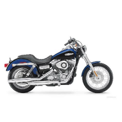 1584 Dyna Super Glide Custom FXDC (96.96 cubic inches) (2007-2008)