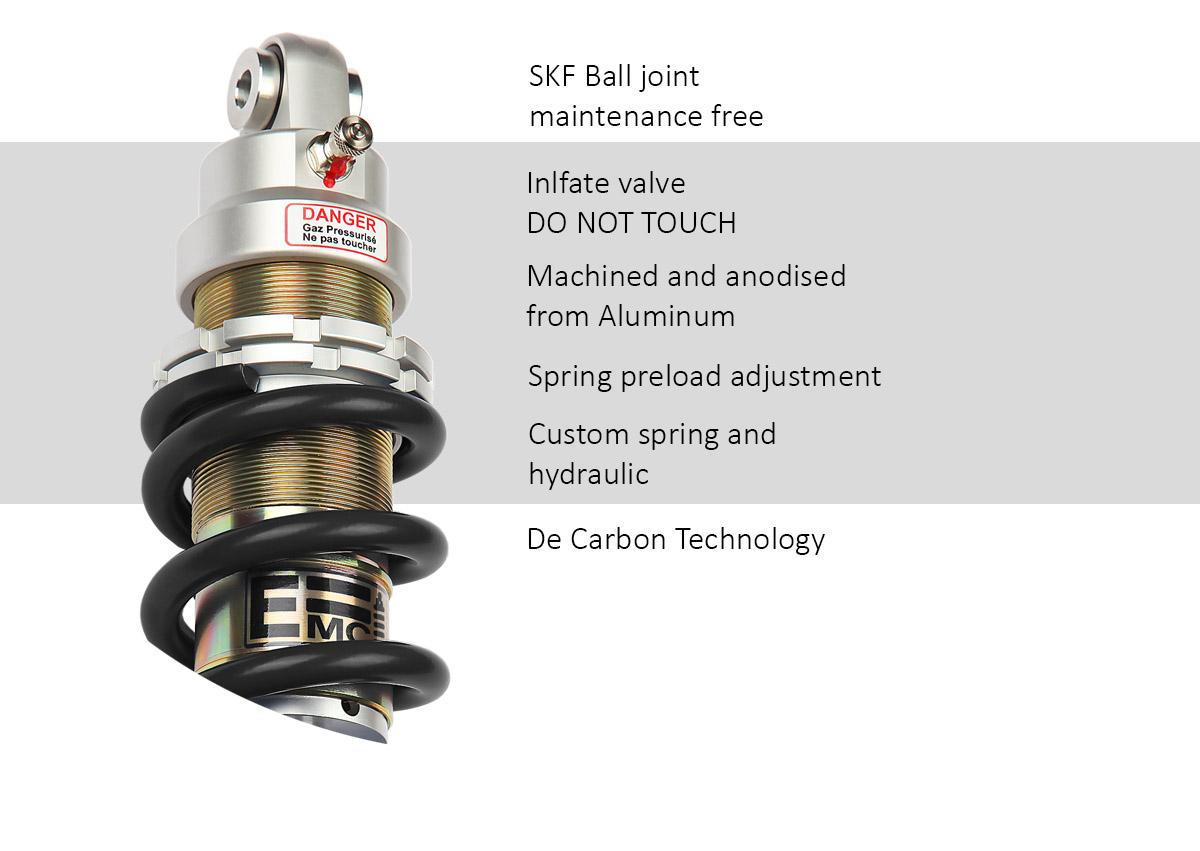 Details - SportShock 1 EMC SUSPENSIONS